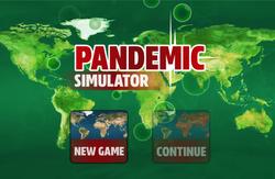 Play Pandemic Simulator