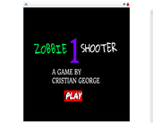 Play Zombie shooter 1